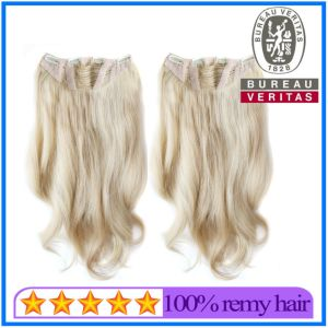 Multi Layers Multi Clips B Clip in Hair Extension pictures & photos
