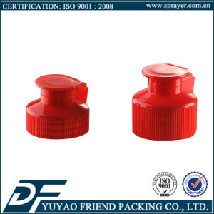 Bottle Ribbed Cap 28mm for Cleaning Bottle