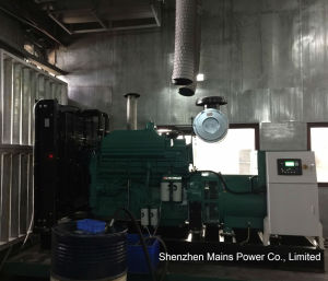 600kVA 480kw Rating Power Cummins Diesel Generator 230/400V, 1500rpm pictures & photos
