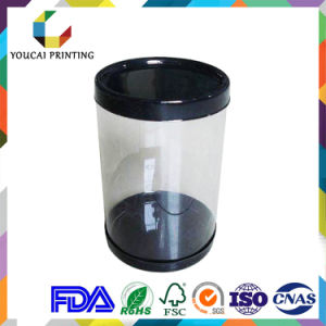 Professional Supply Diaphanous Clear Plastic Box for Electronic Products pictures & photos