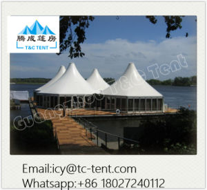 Customized Circus Tent Multi-Sides Tent for Wedding with SGS pictures & photos