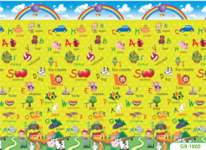 Baby Play Mat Stitching Style Lock Safety Material Practice Crawling for Baby 08g9 pictures & photos