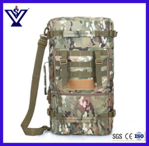 Military Army Training Camouflage Bag Backpack (SYSG-1861) pictures & photos