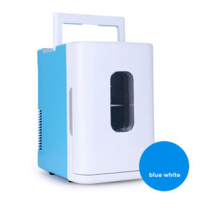 China Supplier 8 Liters Portable Mini Icebox Freezer 12V for Car
