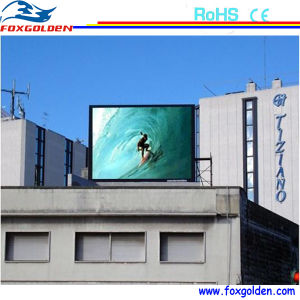HD P8 Full Color Outdoor LED Video Display Screen pictures & photos