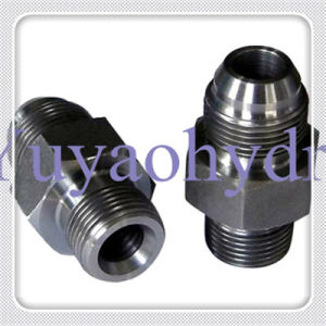 37 Degree Male Jic Flare Tube Fitting Adapter pictures & photos