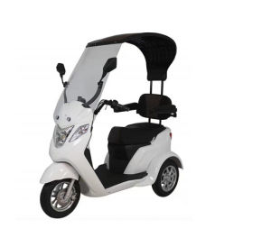 Top Quality 500W 60V 3 Wheel Electric Rickshaw Tricycle