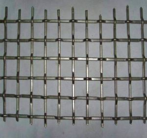 High Tensile Coal Mine Screen Mesh with Grizzly Crimped Mesh pictures & photos