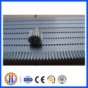 Construction Lifts Rack and Pinion Gears Design pictures & photos