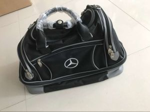 Customized Promotional Travel Luggage Bag for Benz pictures & photos
