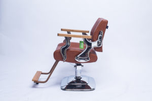 Hydraulic Antique Height Adjustable Beauty Styling Chair pictures & photos