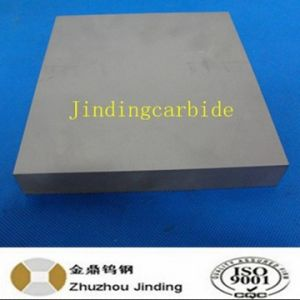 Tungsten Carbide Plate for Cold-Drawn Steel pictures & photos