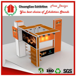 2017 New Design Customized Exhibition Booth pictures & photos