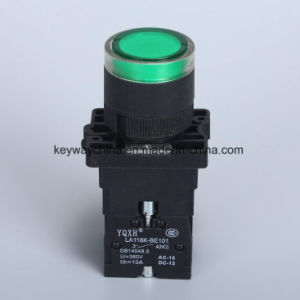 Illuminated Push Button Switch with Ce/CB/CCC pictures & photos