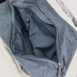 Ladies Washed Jeans Cotton Handbag Casual Fashion Handbag Fashion Accessory Supplier pictures & photos