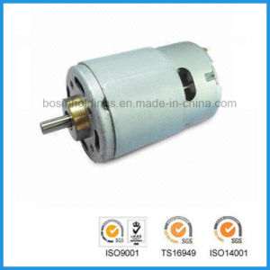 DC Motor for Home Appliance, with Voltage Ranging From 12.0 to 24.0 and 37.2W Maximum Output Power pictures & photos