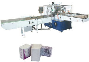 High Effect Facial Paper Soft Packing Machine pictures & photos