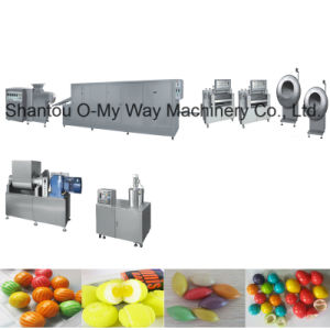 Chewing Gum Candy Machine Production Line pictures & photos