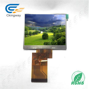 "3.5"" 24 Bits RGB Viewing Angle 12: 00 LCD Screen Display Module pictures & photos"