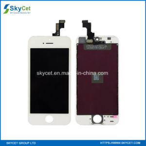 Factory Wholesale Mobile Phone LCD Screen for iPhone Se/5s pictures & photos