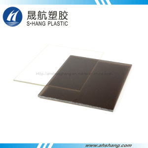 High Light Transmittance Plastic Polycarbonate Solid Board for Windows pictures & photos