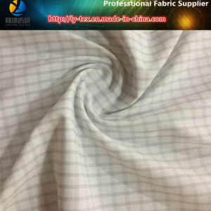 Soft Handfeeling of Nylon Spandex Yarn Dyed Twill Check Fabric for Shirt (YD1166) pictures & photos