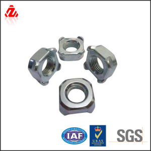 High Quality Stainless Steel Square Weld Nut pictures & photos