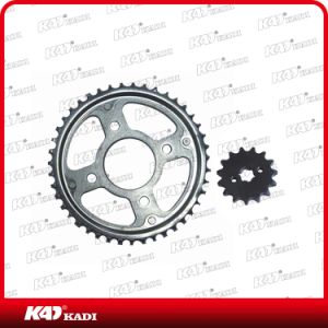 Motorcycle Part Sprocket Set for Titan150 pictures & photos