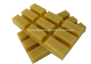 Depilatory Hard Wax Natural Honey for Non-Strip Waxing pictures & photos