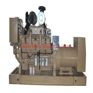 Cummins 30kw, 40kw, 50kw, 64kw, 70kw, 75kw, 80kw, 90kw, 100kw Diesel Power Marine Genset/Generator Set pictures & photos