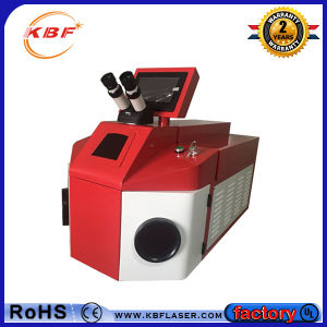 Factory Price Good Quality Automatic YAG Spot Welder for Jewelry pictures & photos