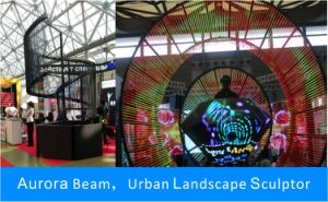 P31.25 Full Color Outdoor LED Display Strips pictures & photos