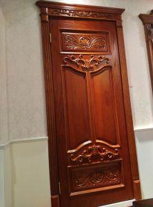 Solid Wood Interior Door pictures & photos
