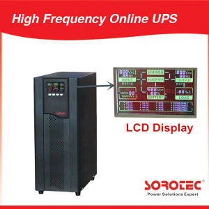 Convenience to Lower System Invests Online UPS 10-20kVA pictures & photos