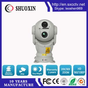 1.3MP 20X Zoom CMOS 300m Night Vision HD IP Laser PTZ Camera pictures & photos