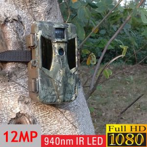 Ereagle IP68 Waterproof IP Hidden Trail Hunting Camera with 940nm IR LED pictures & photos
