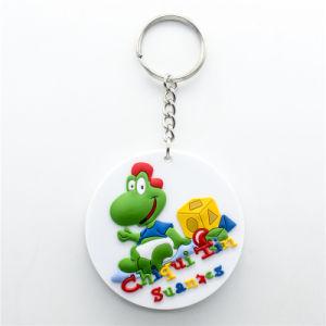 Hot Sale 3D Cartoon PVC Key Chain pictures & photos