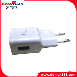 USB Fast Charger for Samsung Mobile Phone Travel Wall Charger pictures & photos