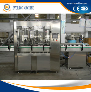 Glass Bottle Washing/Filling/Capping 3in1 Machine pictures & photos