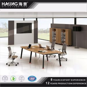 Haijing Office Furniture Modern Simple Conference Table Meeting Table pictures & photos