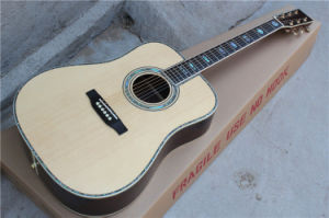 Hanhai Music/41′′ Acoustic Guitar with All Solid Wood (D45) pictures & photos