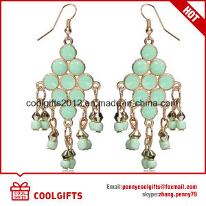 Ladies Multicolor Metal Bohemia Style Earrings with Pendent Tassels pictures & photos