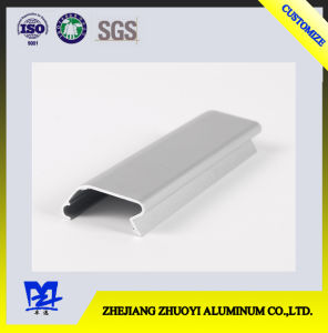 6000 Series Anodized Aluminum Profile for Light, Manufacturer in China pictures & photos