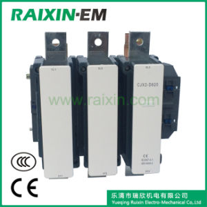 Raixin New Type Cjx2-D620 AC Contactor 3p AC-3 380V 335kw pictures & photos