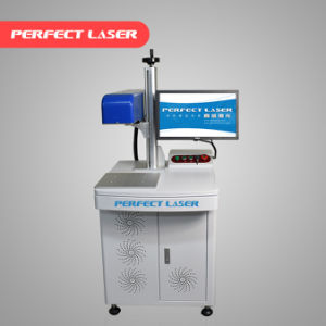 3D Raycus Auto Fucus Fiber Laser Engraving Marker on Computer Parts pictures & photos