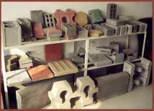 Dy-150tb Interlocking Paver Block Making Machine Concrete Brick Machine pictures & photos