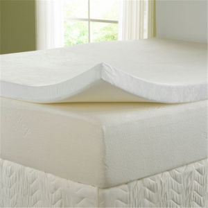 High Quality Pillow Top Memory Foam Topper pictures & photos