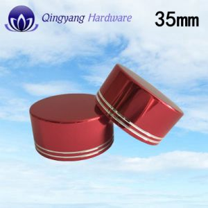 35mm Aluminum-Plastic Cap for Health Care Product pictures & photos