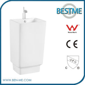 Sanitaryware Pedestal Bathroom Wash Basin pictures & photos