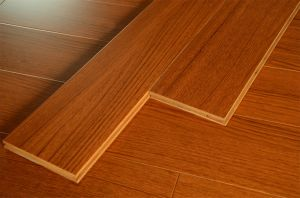 Waterproof Multi-Layer Solid Wood Flooring for Living Room pictures & photos